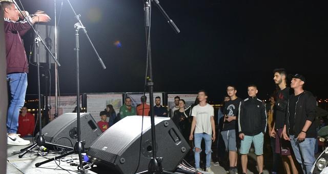 Με επιτυχία το Μαθητικό Φεστιβάλ της ΚΝΕ στο Βόλο