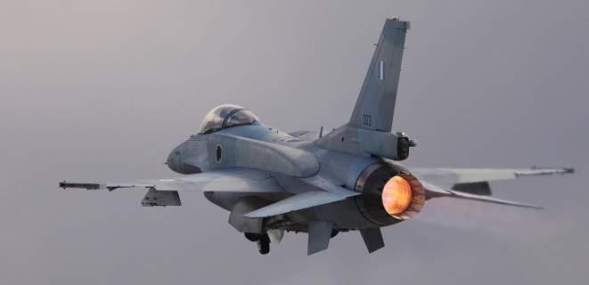 Από Αγχίαλο σηκώθηκαν τα πρώτα F-16 για την Βόρεια Μακεδονία