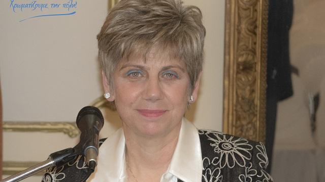 Ελένη Παπαθανασίου: Ο Βόλος στις 26 Μαΐου αλλάζει σελίδα...