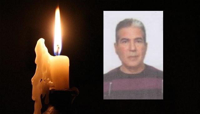 Κηδεία ΓΕΩΡΓΙΟΥ ΧΡΥΣΟΒΕΡΓΗ