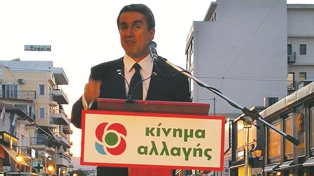 Ανδρέας Λοβέρδος: «Ο ΣΥΡΙΖΑ πρέπει να ταπεινωθεί»
