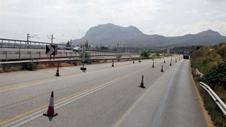 Διακοπές κυκλοφορίας στην περιοχή Αγ. Κωνσταντίνου και Καμένων Βούρλων