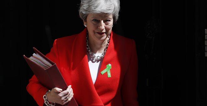 Η Μέι άνοιξε τον δρόμο για δεύτερο δημοψήφισμα για το Brexit