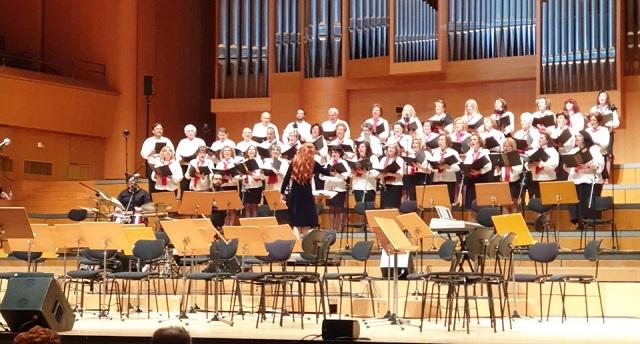 Η Παραδοσιακή Χορωδία της Μητρόπολης στο 11ο  Διεθνές Φεστιβάλ Μουσικής