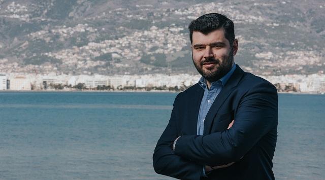 Νίκος Παντελοδήμος: «Στόχος μου να προσφέρω στην πόλη»
