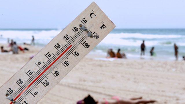 Ξεπέρασε τους 33 βαθμούς η θερμοκρασία στην Κρήτη