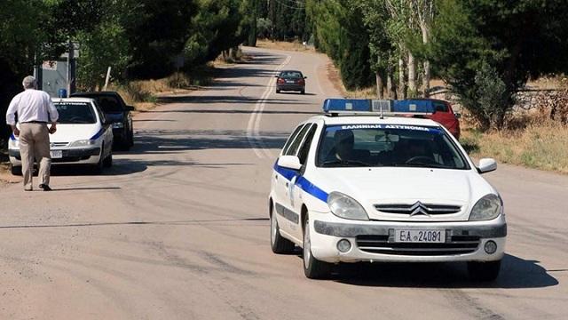 35χρονος βρέθηκε νεκρός στο αυτοκίνητό του στον Τύρναβο