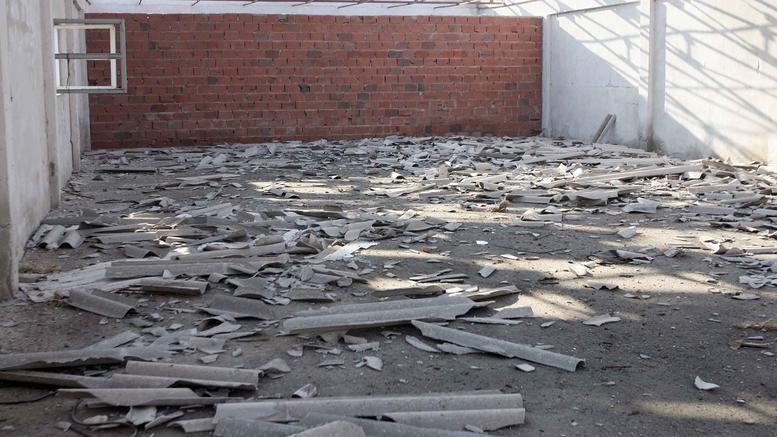 Εκρηξη σε εργοστάσιο ελαστικών στην Ελευσίνα