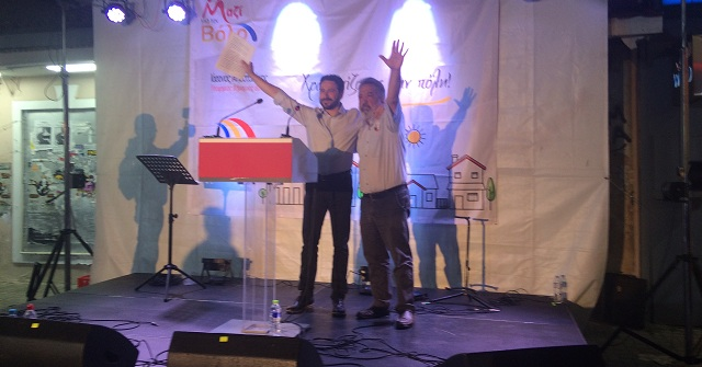 Ιάσονας Αποστολάκης: Ήρθε η ώρα να μαυρίσουμε το σάπιο