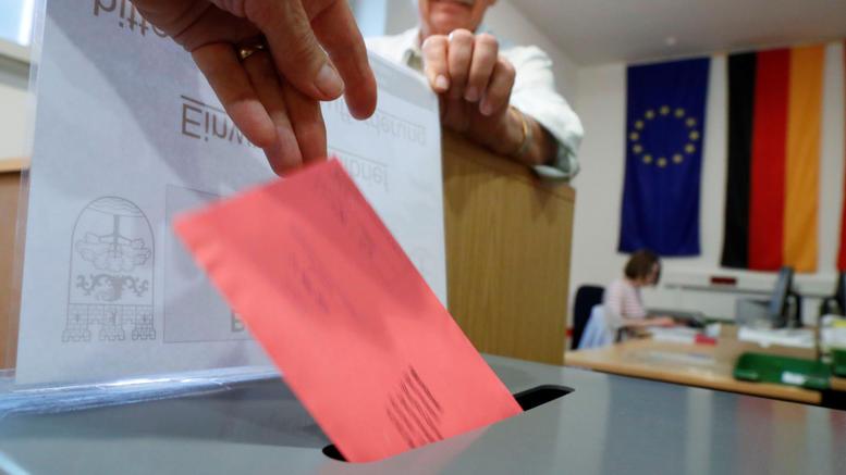Ελληνες υποψήφιοι στις γερμανικές ευρωεκλογές