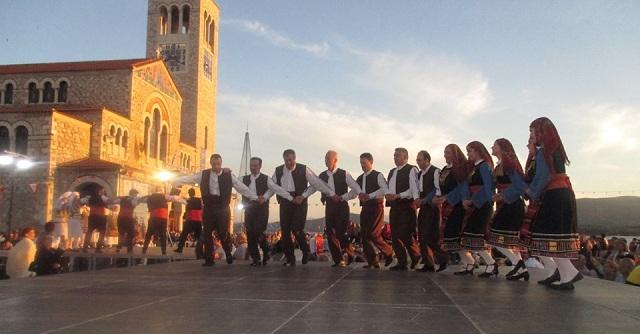 Ο Φιλοπρόοδος Σύλλογος Ν. Αγχιάλου στο 2ο Αντάμωμα Χορευτικών Συλλόγων