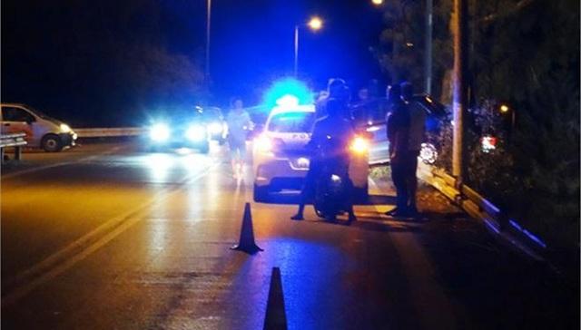 Μπλόκο» σε 100 κιλά χασίς στον Τύρναβο με 3 συλλήψεις