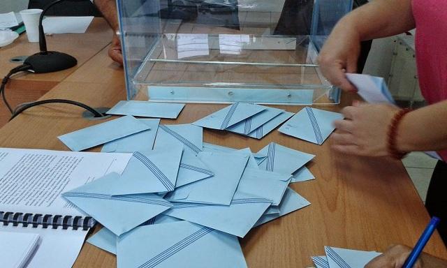 Ελλείψεις ψηφοδελτίων στα εκλογικά τμήματα στη Μαγνησία