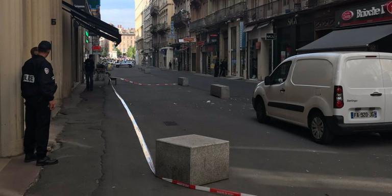 Εκρηξη στη Λιόν με πολλούς τραυματίες –«Είναι επίθεση» λέει ο Μακρόν