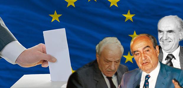 Η «ευρωκάλπη» στην Ελλάδα από το 1981 έως το 2014