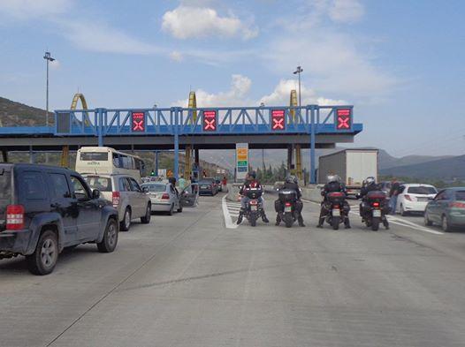 Δωρεάν διελεύσεις ΙΧ και δικύκλων στους αυτοκινητόδρομους