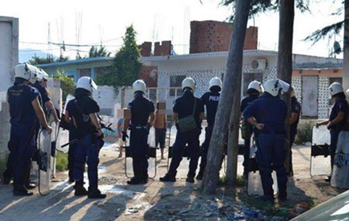 Επέμβαση της ΕΛ.ΑΣ. σε οικισμό Ρομά μετά από καταγγελίες για εξαγορά ψήφων