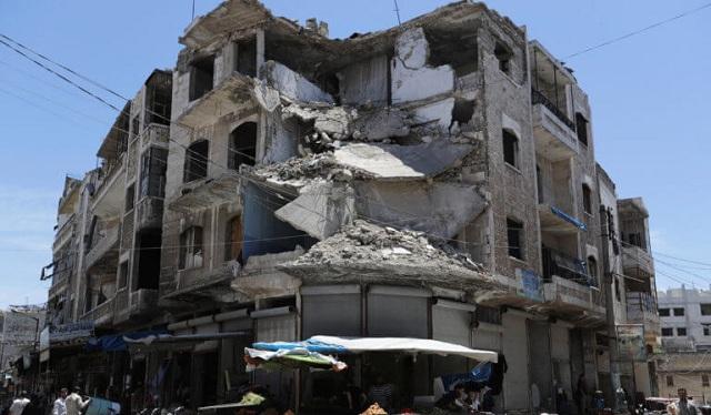 Σκληρές μάχες στη Συρία ανάμεσα σε Τουρκία και Ρωσία για το έδαφος του Ιντλίμπ