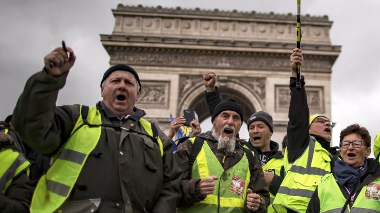 Γαλλία: Η ήττα των «κίτρινων γιλέκων»
