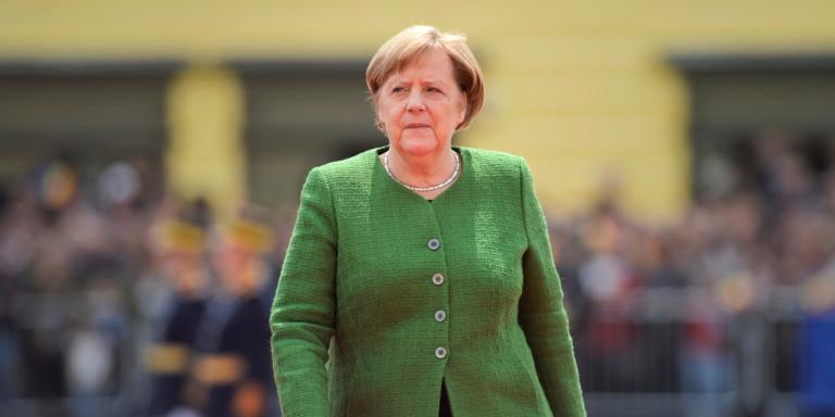 Ευρωεκλογές 2019 -Γερμανία: Κόλαφος τα αποτελέσματα για την Μέρκελ, έκανε ιστορικό χαμηλό