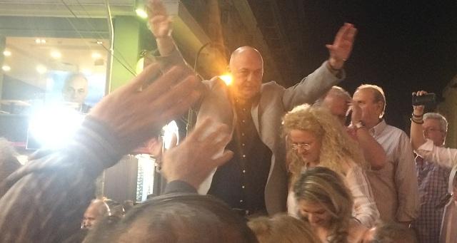 Η ΟΕΒΕΜ συγχαίρει τον Δήμαρχο Βόλου για την επανεκλογή του