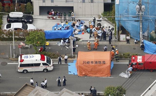 Τρόμος στην Ιαπωνία: Επίθεση με μαχαίρι κατά παιδιών –Δυο νεκροί, αυτοκτόνησε ο δράστης