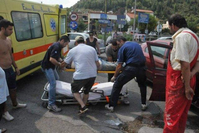 Τροχαίο με νεκρό 27χρονο οδηγό στην Κρήτη