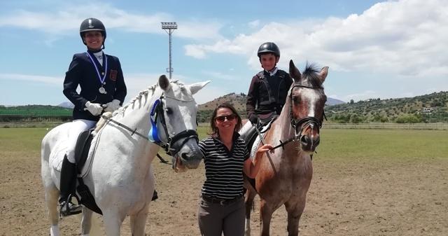 Διακρίσεις για τον Ιπ.Ο.Τ.Ι.Σ. στο πρωτάθλημα ιππασίας για ακόμα μια χρονιά