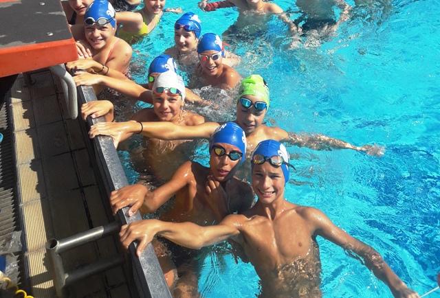 49 μετάλλια για τον ΝΟΒ-Α στους Ιωνικούς Κολύμβησης