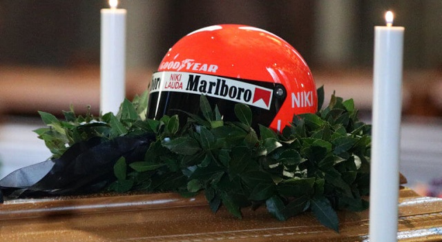 Νίκι Λάουντα: Τελευταίο αντίο σε έναν μεγάλο της Formula 1 [εικόνες]