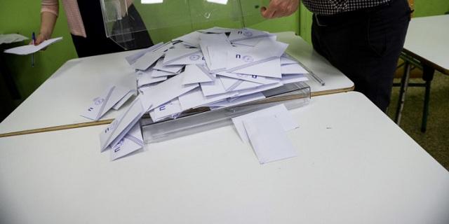 Ευρωεκλογές: Πρώτη με διαφορά η ΝΔ στη Μαγνησία