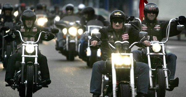 Απαγορεύτηκαν οι Hells Angels στην Ολλανδία
