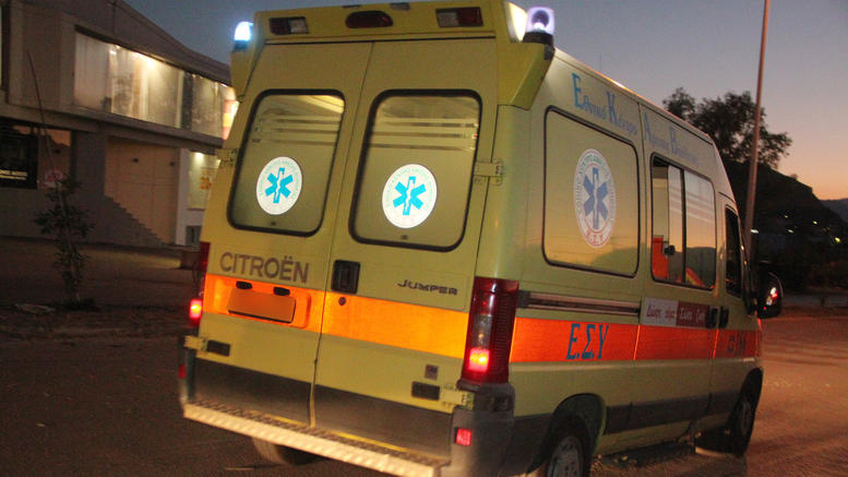 Νέο θανατηφόρο τροχαίο στη Μυτιλήνη, με ένα νεκρό και δύο τραυματίες