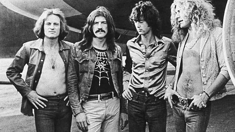 Ταινία για τους Led Zeppelin με πρωταγωνιστές τους ίδιους