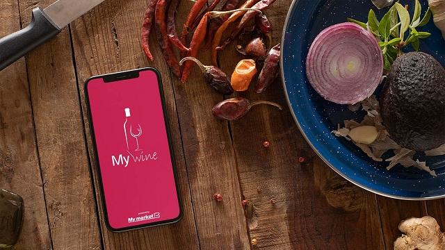 My Wine App: Μια ξεχωριστή εφαρμογή για το κρασί από τα My market