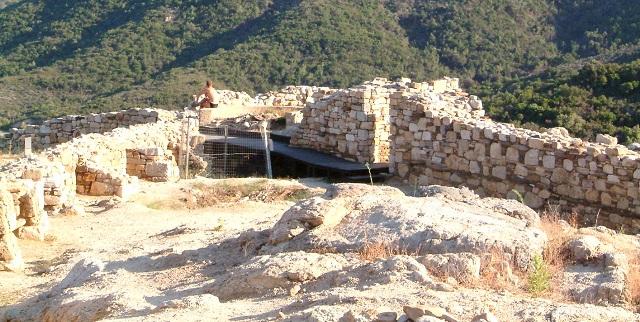 Εκπαιδευτική εκδρομή στα αρχαία Στάγειρα