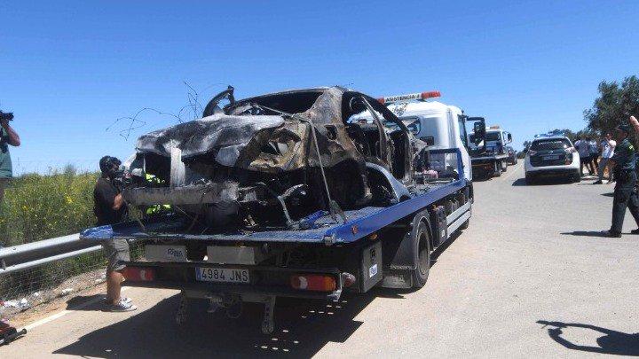 Για άλλους δυο νεκρούς, εκτός του  Αντόνιο Ρέγες, κάνουν λόγο τα ισπανικά ΜΜΕ