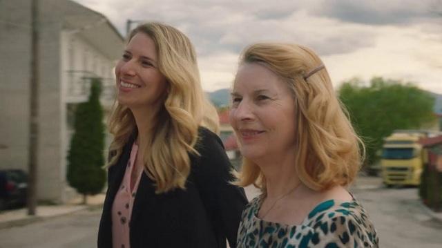 Μια Ελληνίδα και η... Βεύη Φλώρινας πρωταγωνιστούν σε διαφημιστικό της Air Canada