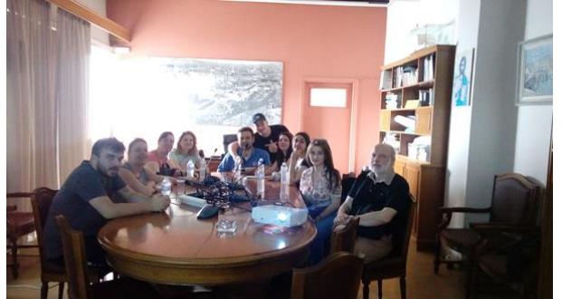 Εκπαιδευτική επίσκεψη σπουδαστών του ΙΕΚ ΟΑΕΔ Βόλου στον ΟΛΒ