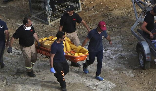 Serial killer Κύπρος: Εντοπίστηκε πτώμα μέσα στην τρίτη βαλίτσα