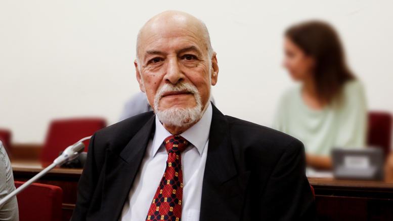 Πέθανε ο δημοσιογράφος και αντιπρόεδρος του ΕΣΡ Ροδόλφος Μορώνης