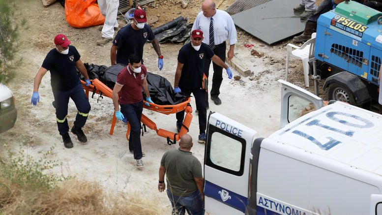 Serial Killer στην Κύπρο: Στη λίμνη Μεμί ψάχνουν την 6χρονη Σιέρα