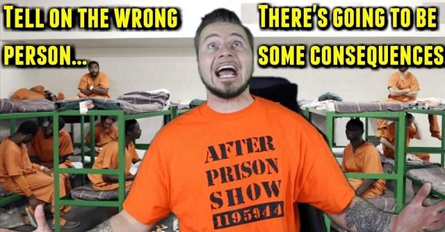 Πρώην κατάδικοι έγινε πλούσιοι καναλάρχες με βίντεο από ιστορίες της φυλακής