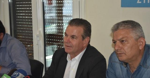 Τις νέες ηλεκτρονικές υπηρεσίες του ΕΦΚΑ παρουσίασε στη Λάρισα ο υφ. Κοινωνικής Ασφάλισης