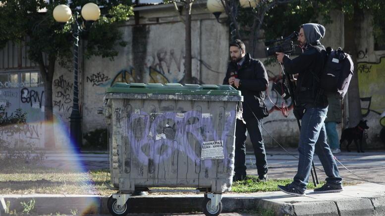 Βρέθηκαν ανθρώπινα οστά σε κάδο απορριμάτων στο Ηράκλειο