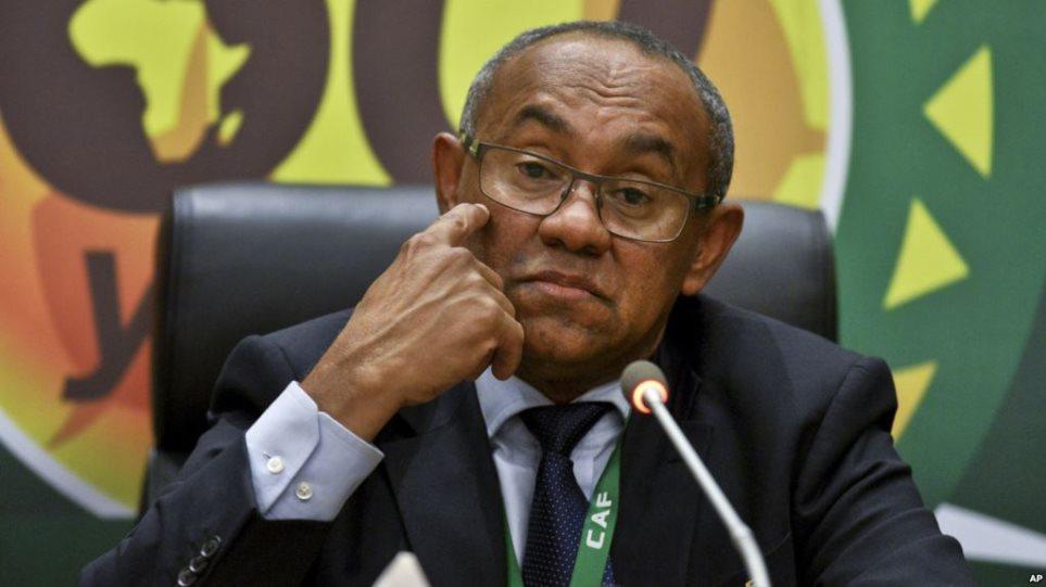 Συνελήφθη στο Παρίσι ο αντιπρόεδρος της FIFA