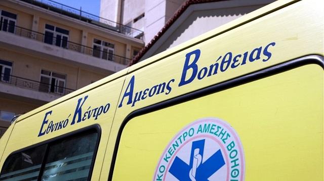 Θανατηφόρο τροχαίο στην Αθηνών-Λαμίας: Αυτοκίνητο εξετράπη σε παράδρομο