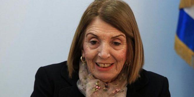 Χριστοδουλοπούλου: Ζητώ συγγνώμη από τους συντρόφους μου, δεν θα συμμετάσχω στις εκλογές