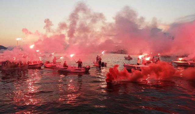 Πανηγυρική έναρξη της Ναυτικής Εβδομάδας στον Βόλο