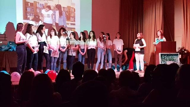 3ο Πανελλήνιο βραβείο σε μαθήτριες του γυμνασίου Ευξεινούπολης